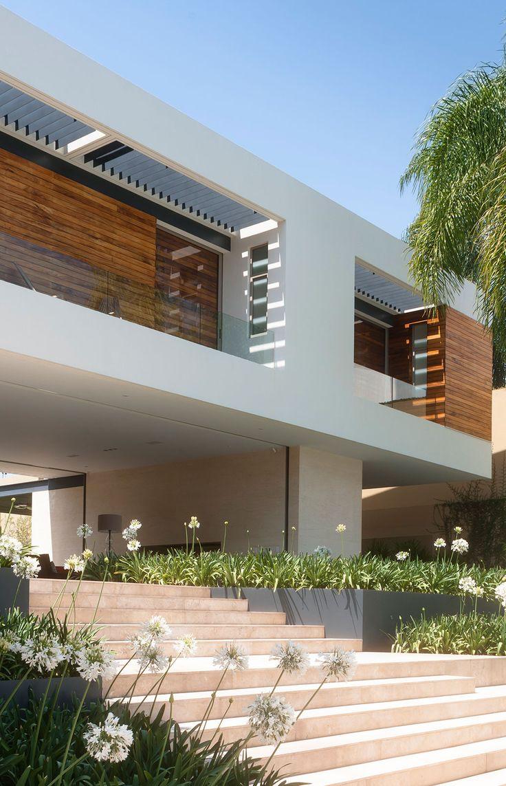 christian y claudio gantous arquitectos / casa s-j, méxico df