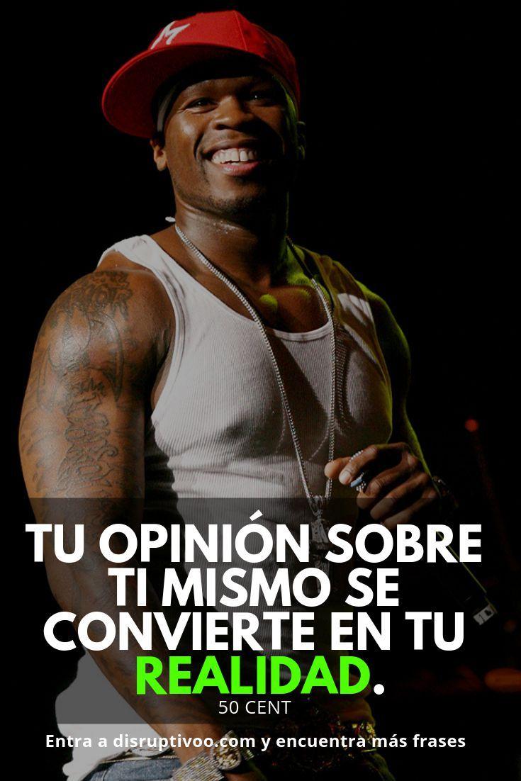 Frases Inspiracionales De 50 Cents Frases Millonarias Que