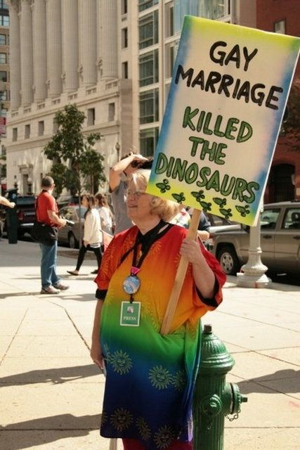 Gay Marriage - funny pictures - funny photos - funny images - funny pics - funny quotes - #lol #humor #funny