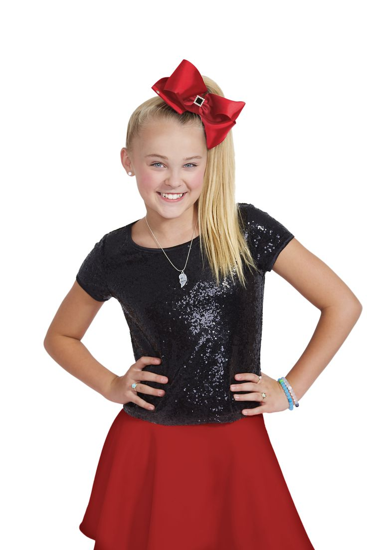 Checkout this exclusive JoJo Holiday Bow. Limited stock available!