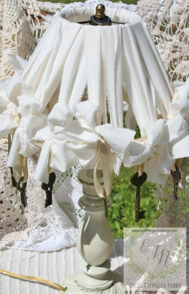Best 25 Homemade Lamp Shades Ideas On Pinterest