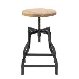 Replica Turner Industrial Stool - Height Adjustable _ Replica Furniture website  - $99