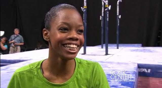 Encouragement for fatherless black women: Gold medal champion Gabby Douglas opens up about the absence of her father | AT2W