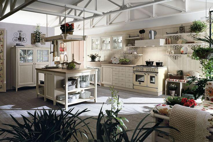 ... Cucina Ad Isola Country su Pinterest  Isola Bar Cucina, Isole Cucina