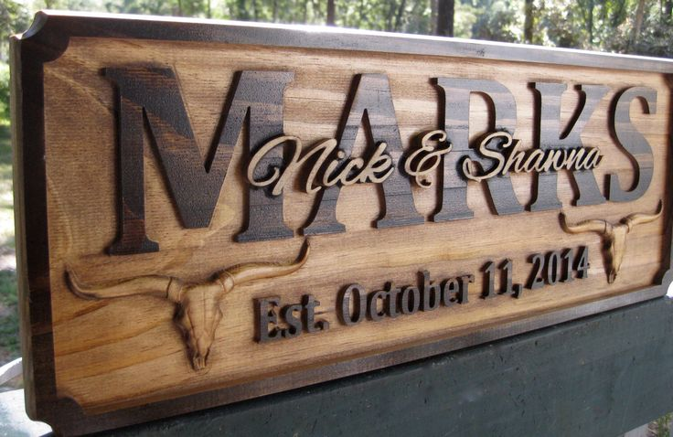 One of our favorite high quality custom wood signs over at GP and Son Woodcrafting.. Visit our shop for your next birthday, wedding or anniversary gift!!