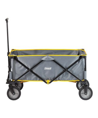 Love this Collapsible Camp Wagon by Coleman on #zulily! #zulilyfinds