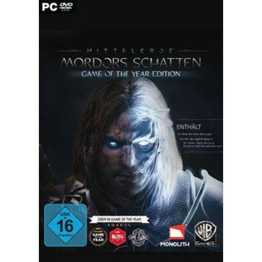 Mittelerde: Mordors Schatten  Game of the Year Edition  PC in Rollenspiele RPG FSK 16, Spiele und Games in Online Shop http://Spiel.Zone