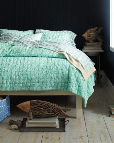 A nice summer quilt from Garnet Hill