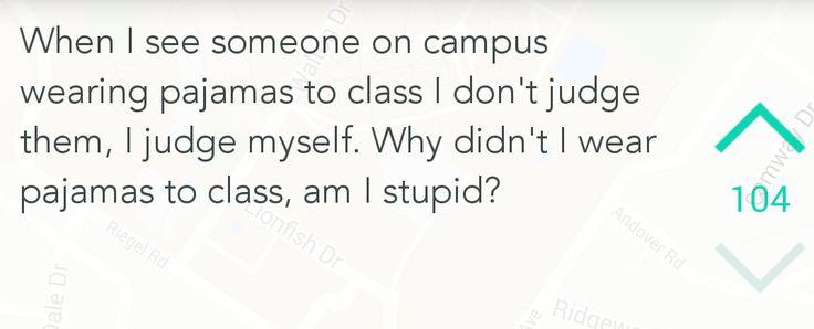 Yik Yak: College Edition - Imgur
