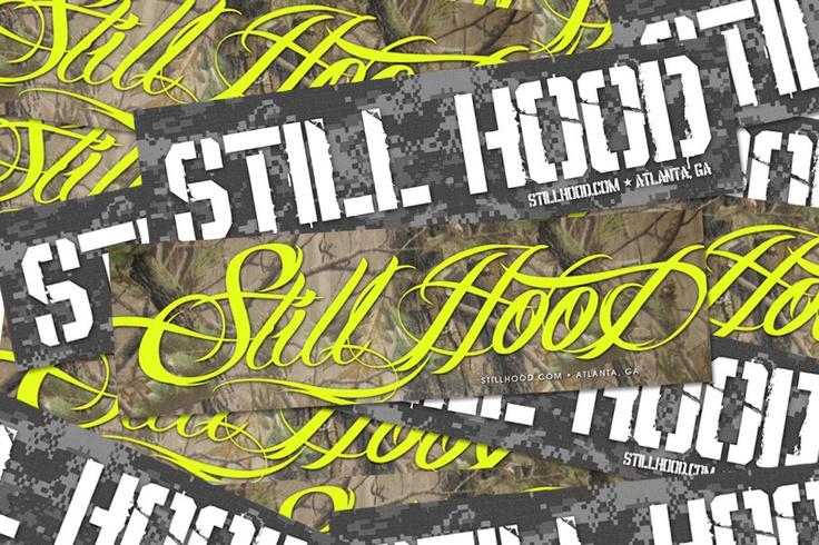 Still Hood Camo -s3magstore.com