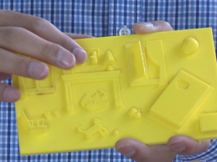 #Tendencias Crean cuentos para niños ciegos con impresoras 3D #NST