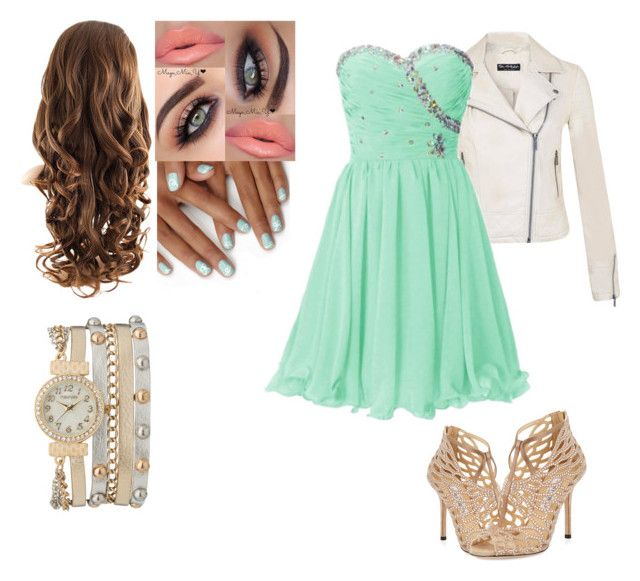 """Sweet 16"" by teacupfashion on Polyvore"