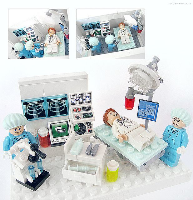 Surgery by Jemppu M, via Flickr