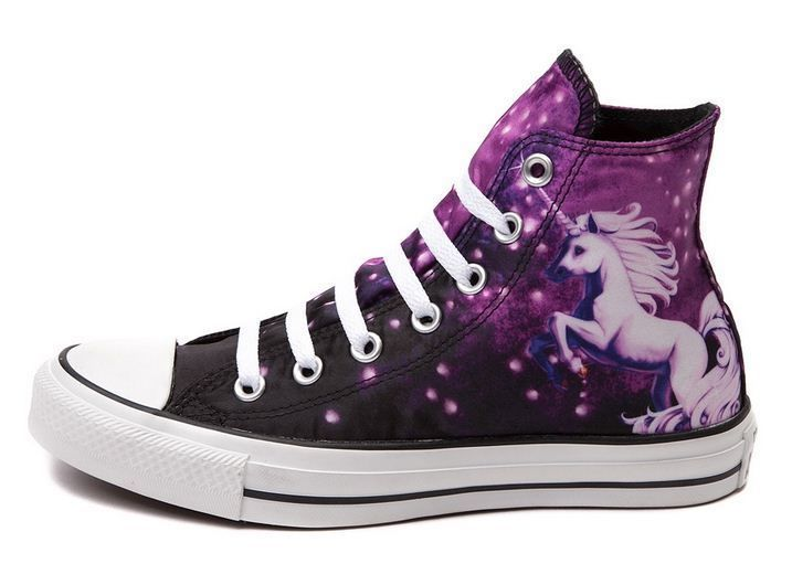 New Converse All Star Hi Unicorn Sneakers Mens Women's Shoes All Sizes | eBay