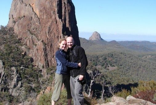 Trip blog: The Australian Bicycle Route Project. http://cycletraveller.com.au/australia/trip-blog/developing-australias-first-bicycle-touring-routes