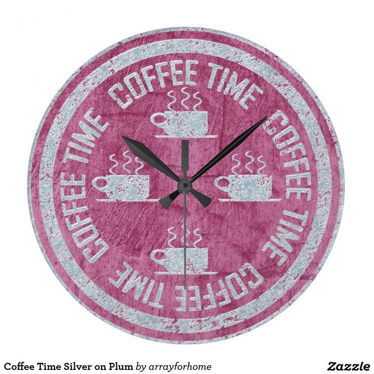 21 best Pretty and Feminine Clocks images on Pinterest   Feminine ...