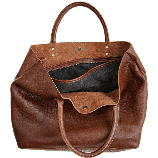 MONSERAT DE LUCCA,INC Fatima Leather Tote and other apparel, accessories and trends. Browse and shop 32 related looks.