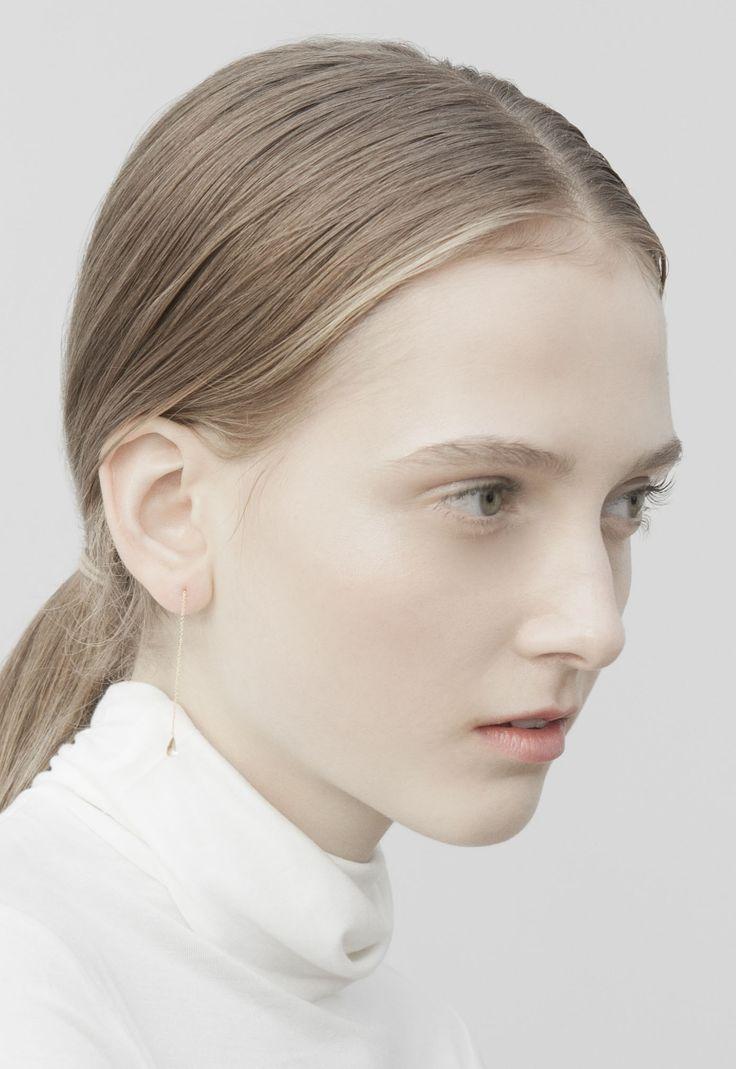 collection - feelings - Anna Lawska Jewellery photo - Katarzyna Tur model - Julia - MODEL PLUS