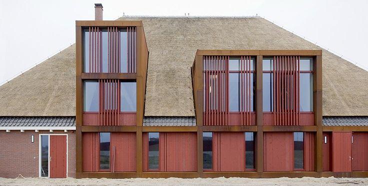 De Doggerij por Levs Architecten, renovación de una granja para Centro Juvenil | Catálogodiseño