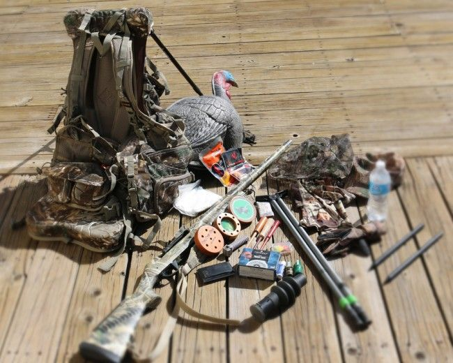 Turkey hunting necessitiesGet Your Turkey Hunting Pack Ready! http://www.womensoutdoornews.com/2016/03/get-your-turkey-hunting-pack-ready/ via @teamwon