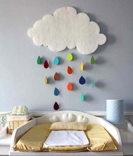 Easy Nursery Ideas with a Modern Twist