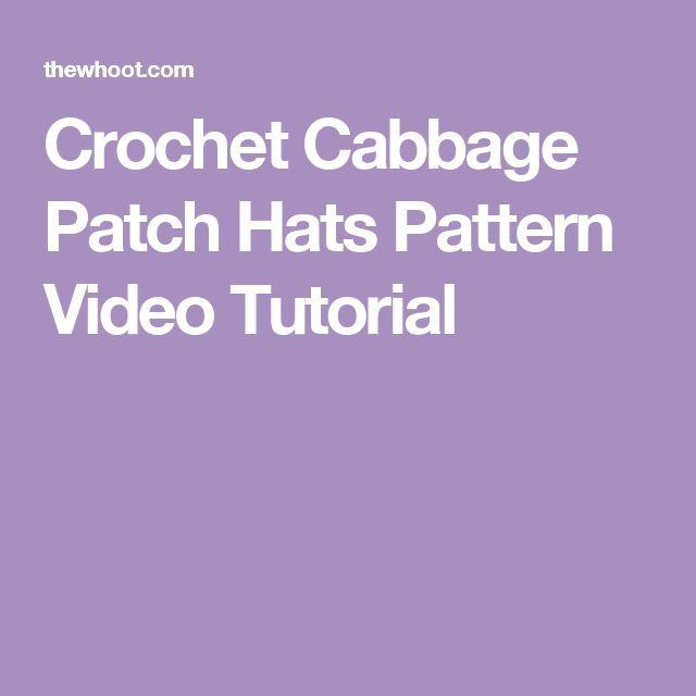7 besten Crochet baby Bilder auf Pinterest | Babyhäkelei, Hüte und ...