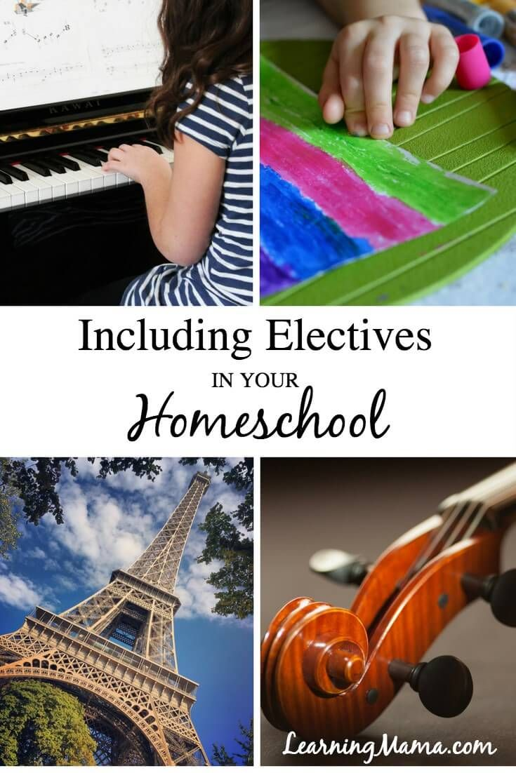 """You know you want to provide your children with a well rounded and rich home education. You've spent hours researching educational philosophy and homeschool methods. You've carefully chosen your homeschool curriculum including math, literature, science, and writing curriculum. But what about those """"extras""""? What about …"""