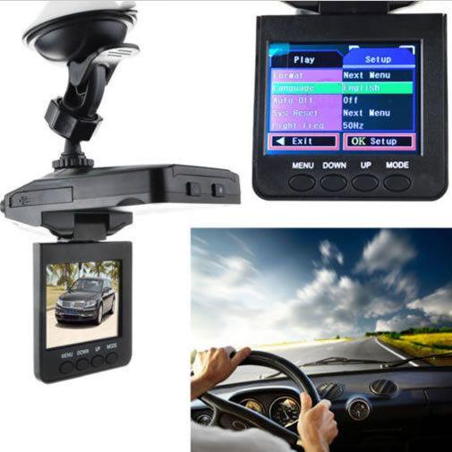 "2.5"" Full HD 1080P Car Dash DVR Camera Vehicle Video Recorder Cam Night Vision #Unbranded"