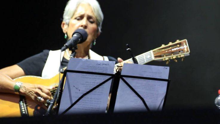 Joan Baez - Der Mond ist aufgegangen (Germany, 2016)
