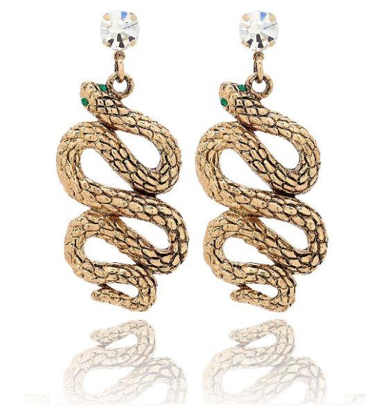 Medusa Earrings available at www.stellanemiro.com