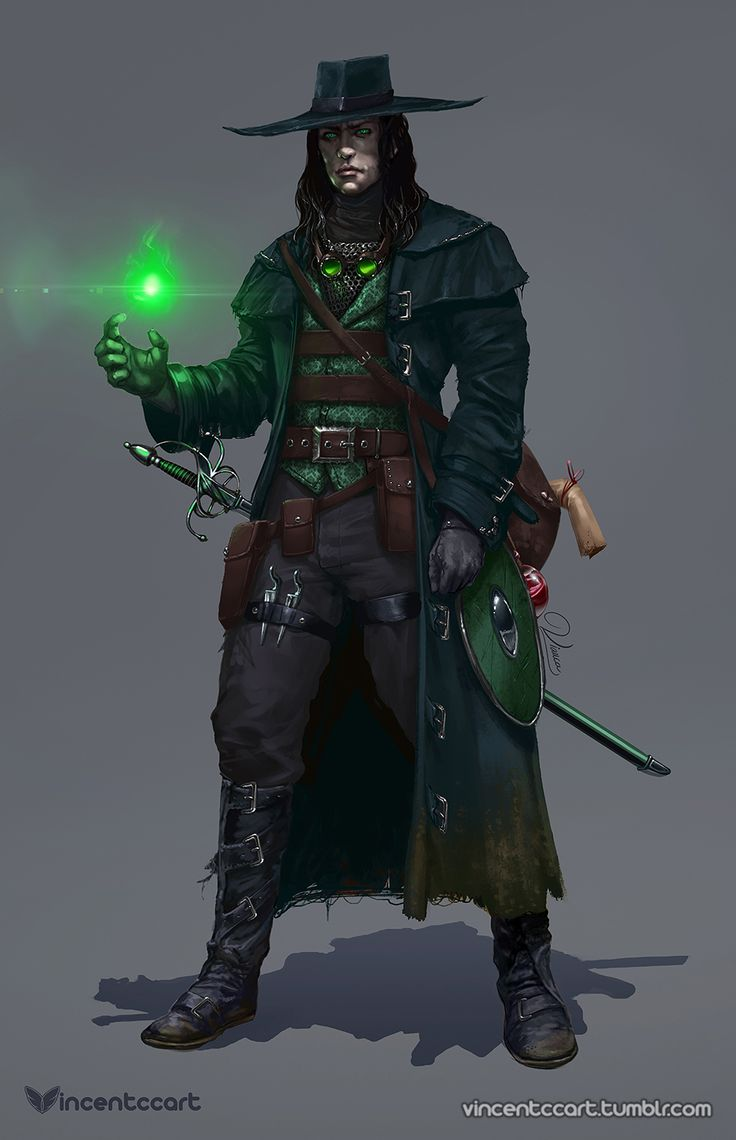 Roleplaying characters, descriptions, and portraits