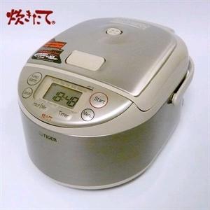 Japanese Tiger Rice Cooker (120V / 220V) Japastuff.com