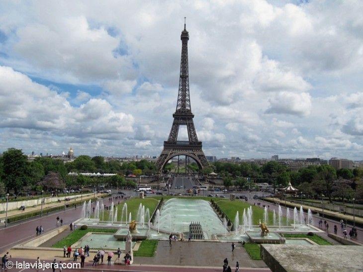 Consejos para organizar una escapada de 3 días a París