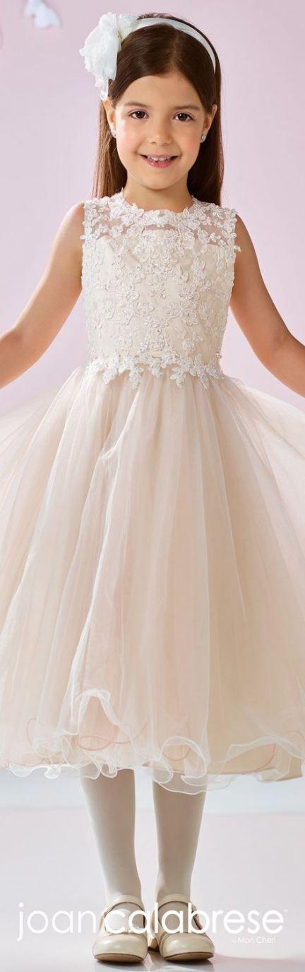Best dress white gold flower girls 44 ideas