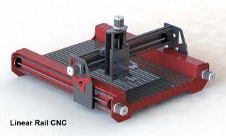 Linear Rail CNC Machines