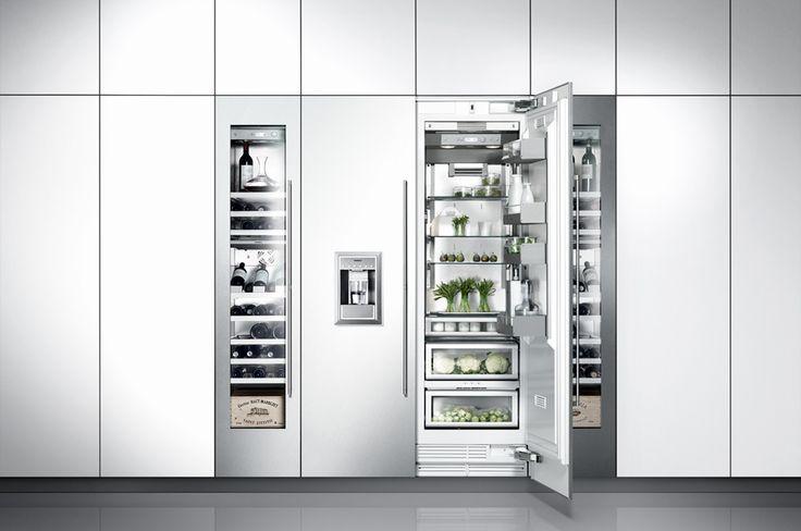 Gaggenau Appliances  #appliances #gaggenau #kitchen Pinned by www.modlar.com