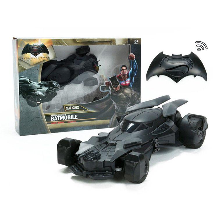 Batmobile Rc Car Reviews Target