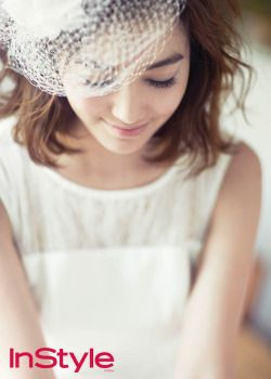 Lee So Yeon - InStyle Magazine August Issue '15