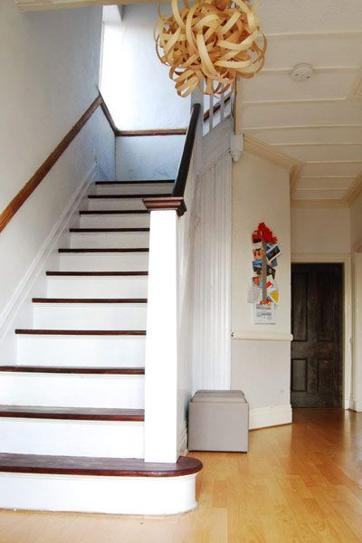 Edwardian Hallway and Staircase restaurantion