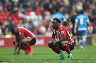 Welcome to Adebayo's Blog: Joshua King goal condemns Sunderland to the Champi...