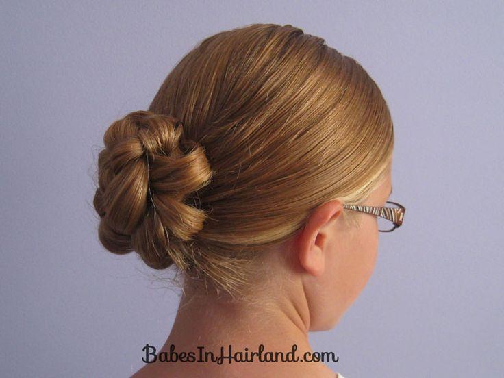 Rolled Up 4 Strand Braid BunBraids Hairstyles, Girly Hair, Braided Buns, Braid Buns, Braids Buns Hairstyles, Strand Braids, Buns 10, Hair Style, Hair Buns