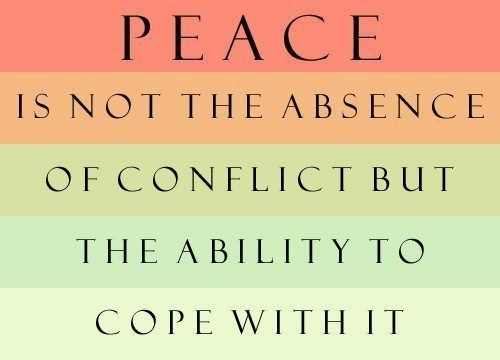 17 Best Conflict Quotes on Pinterest | Work quotes, Communication ...