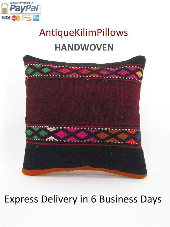 kilim rug pillow kilim pillow case kilim pillow cover couch pillow cover couch pillow case decorative throw pillow bedroom decor 000208 #BedroomDecor #HomeDecor #KilimRugThrow #CouchPillowCover #KilimRugPillow #KilimPillowCover #DecorativePillow #KilimPillowCase #RugPillow #CouchPillowCase