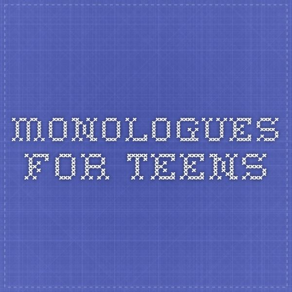monologues gl whysanity - 600×600
