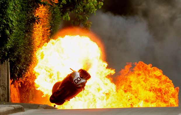 Huckberry | The Isle Of Man TT, The Most Deadly Motorcycle Race In The World