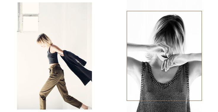"""SuperB"" - Bershka's August Lookbook #BershkaLookbooks #lookbook #female #ss14 #fashion"
