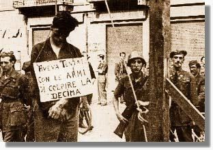 La relazione dei Servizi della RSI sui partigiani