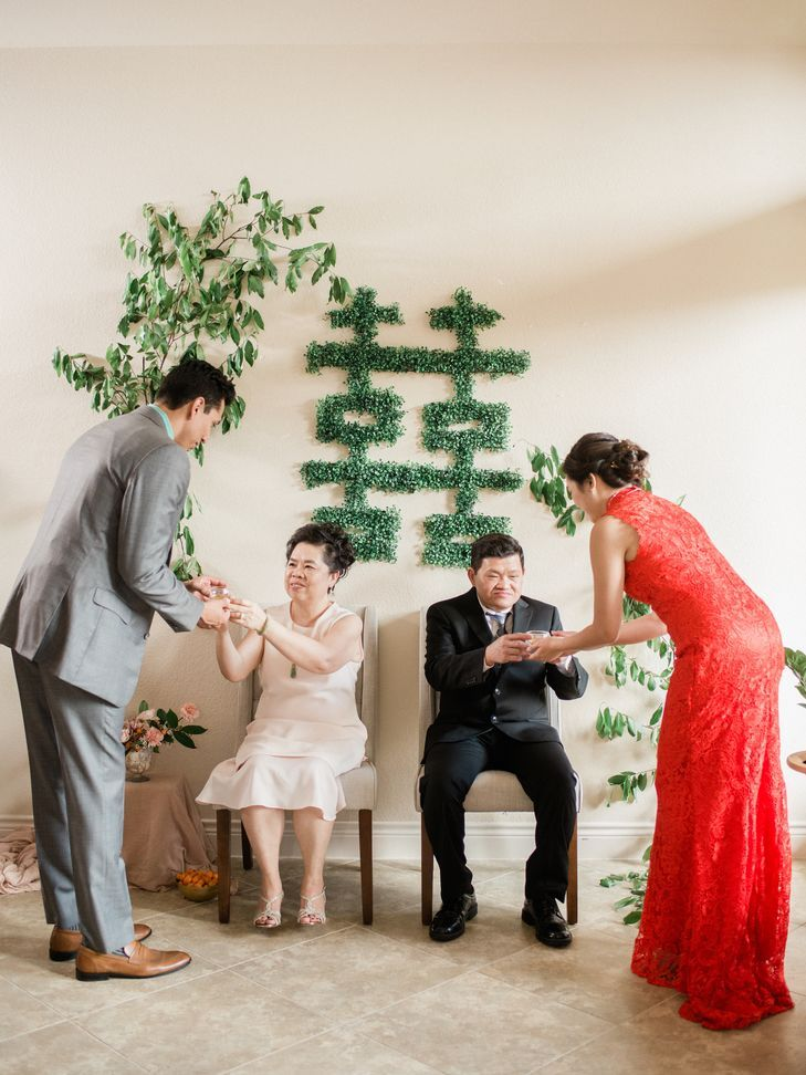 Traditional Chinese Tea Ceremony A Romantic Outdoor Wedding At The Woodlands Country Cl Tea Ceremony Wedding Romantic Outdoor Wedding Chinese Wedding Decor