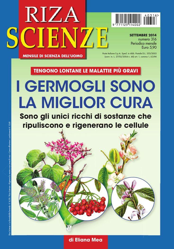 Riza scienze - Settembre 2014