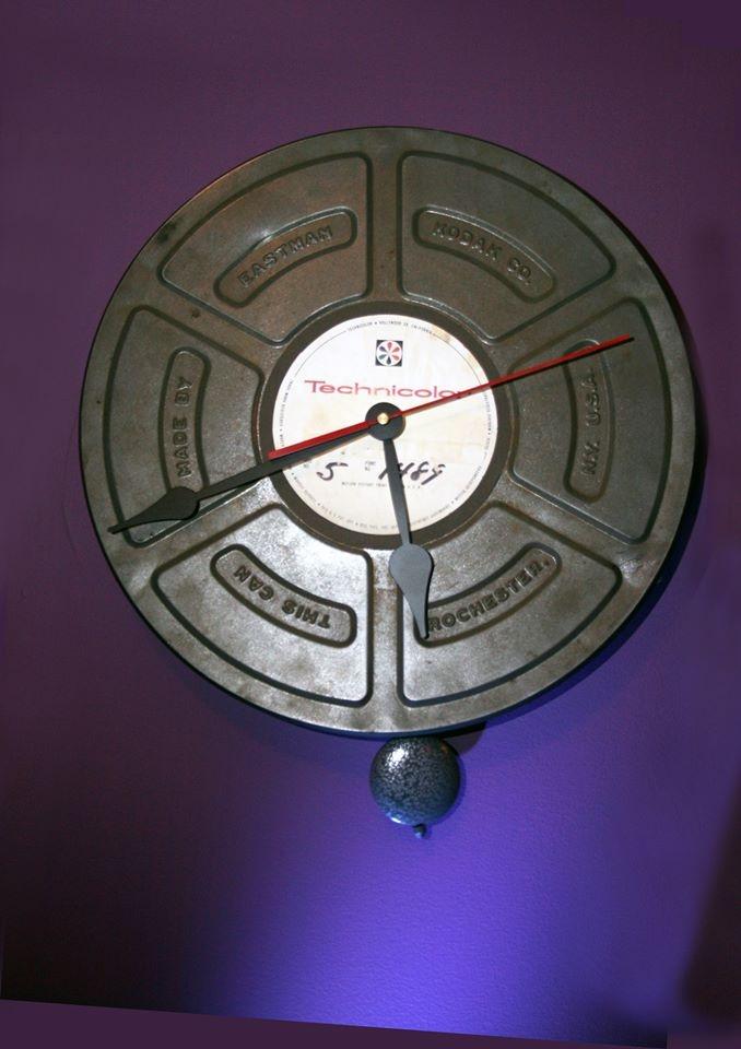 Filmdosen Uhr